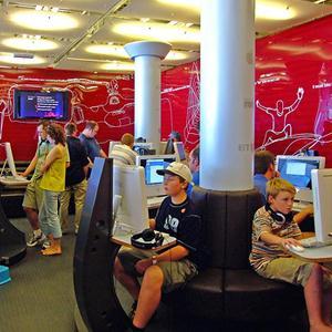 Интернет-кафе Велегожа