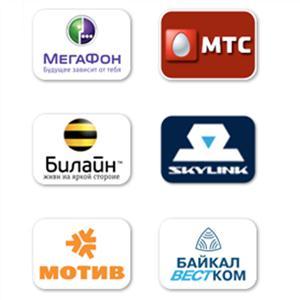 Операторы сотовой связи Велегожа