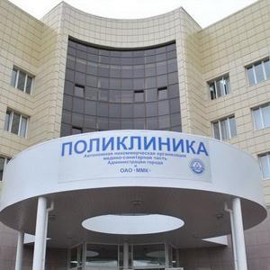 Поликлиники Велегожа