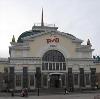 Железнодорожные вокзалы в Велегоже