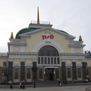 Железнодорожные вокзалы Велегожа